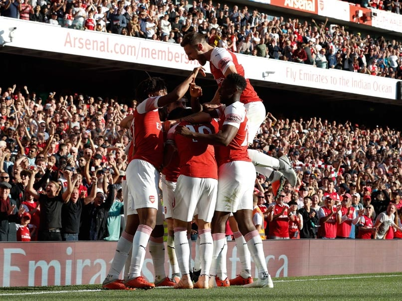 Arsenal Ride Their Luck vs Watford To Make It Seven In A Row
