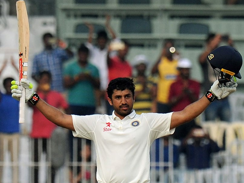 Cricket Fraternity Slams India Selectors For Karun Nair's Omission