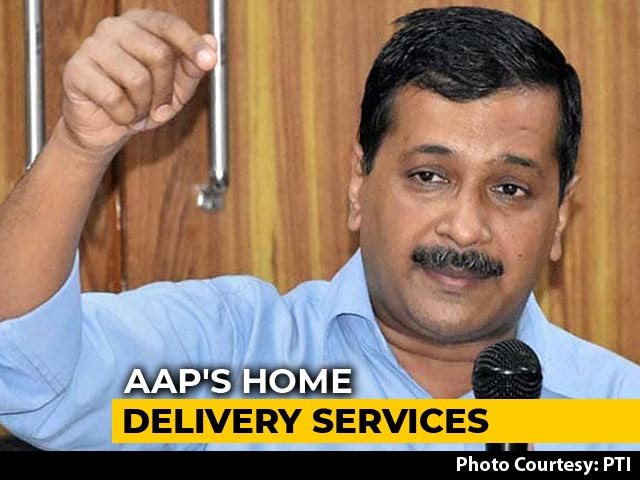 Video : Doorstep Delivery Of 40 Delhi Government Services To Start Today