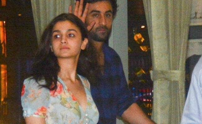 Alia Bhatt Is Not Just Ranbir Kapoor's Rumoured Girlfriend But His 'Dietician' As Well