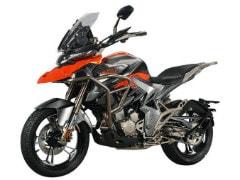 Zontes 310 Adventure Bike Revealed