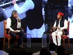 NDTV युवा में अखिलेश यादव बोले, 2019 के चुनाव में BJP से ज़्यादा लड़ाई RSS से