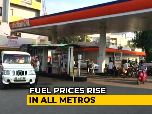 Video : Petrol Price Crosses 90 Rupees In Mumbai, Cheapest In Delhi Among Metros