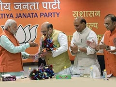 Top BJP Meet Today To Take On United Opposition, Strategise 2019 Polls