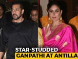 Video : The Ambanis Celebrate Ganesh Chaturthi With Bollywood Celebs