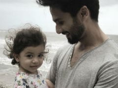 Ganesh Chaturthi 2018: Busy Dad Shahid Kapoor Hints 'Tough' Times Are Over