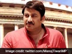 BJP's Manoj Tiwari Says He Received Death Threat, Files Complaint