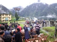 Army, Air Force Evacuate 100 Tourists From Landslide-Hit North Sikkim