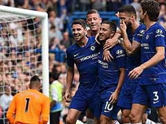 Chelsea Win Premier League When Eden Hazard Is The Best Player, Warns Jose Mourinho