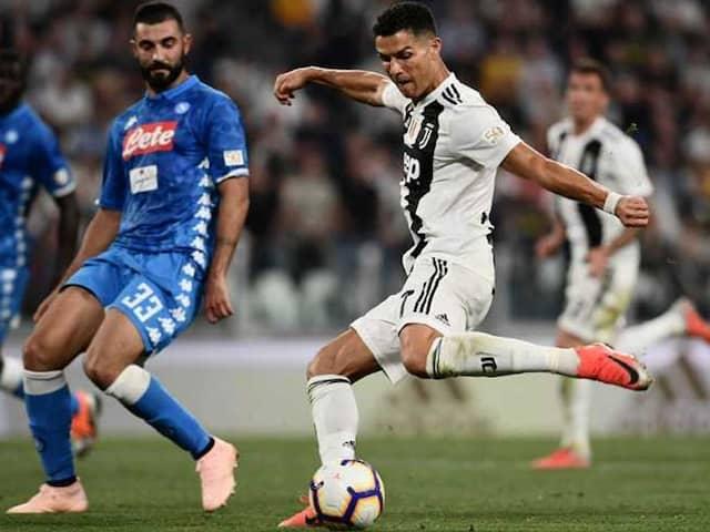Extraordinary Cristiano Ronaldo Helps Juventus Stretch Perfect Start With Napoli Win