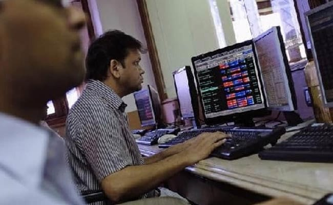 Sensex Falls Over 100 Points, Nifty Struggles Above 11,000