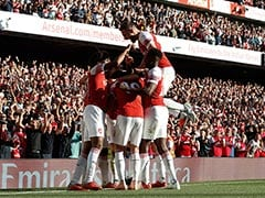 Premier League: Arsenal Ride Their Luck vs Watford To Make It Seven In A Row
