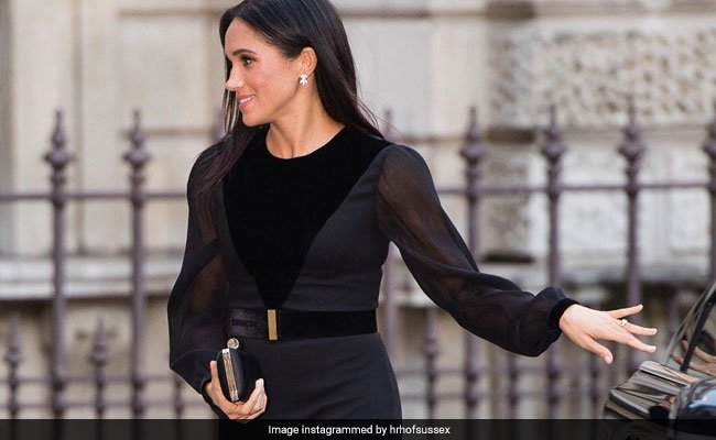 Meghan Markle Shuts Her Car Door, Stirs Debate On Breaking Royal Protocol