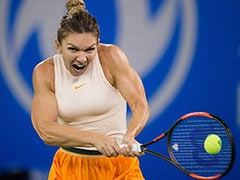 Struggling Simona Halep Knocked Out Of Wuhan Open