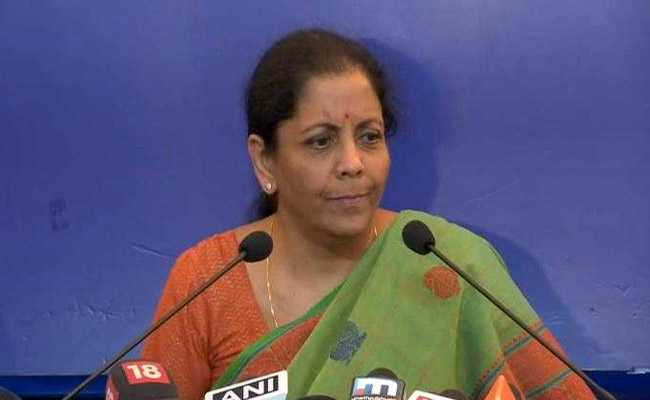 Congress Overlooked HAL In Rafale Deal, Question Them: Nirmala Sitharaman