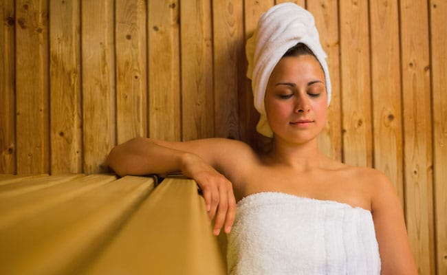 Frequent Sauna May Boost Heart Health: 9 Foods That May Help Too�