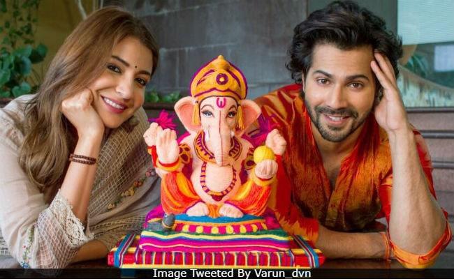 Ganesh Chaturthi 2018: Sui Dhaaga Stars Anushka Sharma And Varun Dhawan's Very Eco-Friendly Ganpati