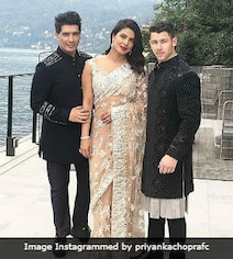 Priyanka And Nick: Celeb Spotting At Isha Ambani's Reported Engagement