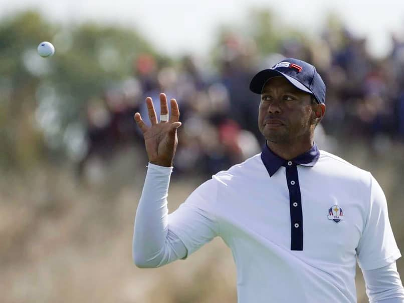 """""""Theres A Lot Matches To Go"""", Insists Vanquished Tiger Woods"""