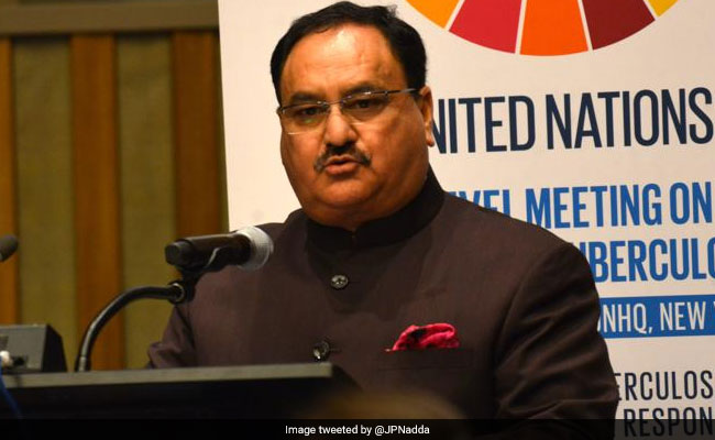 BJP Appoints JP Nadda Poll In-Charge For UP, Nirmala Sitharaman For Delhi