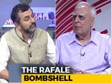 Video : Rafale Bombshell Bigger Than Bofors Scandal, Says Kapil Sibal