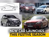 Video : Top 5 New Car Launches In Festive Season