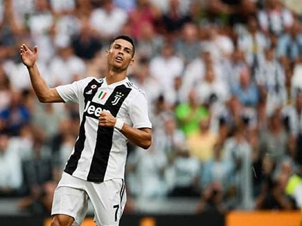 Cristiano Ronaldo Chases First Juventus Goal Before Champions League Return  To Spain  1886f831c