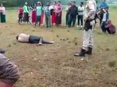 4 Manipur Cops Watched As Mob Attack Victim Lay In Pain, Shows Video