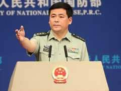 Military Drill Aimed At Combating International Terrorism: China