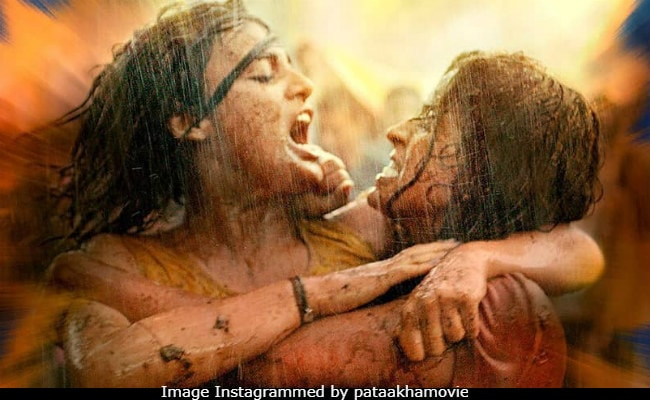 Pataakha Movie Review: With Sanya Malhotra's Full-Throated Performance, It's A Cracker Of A Film