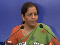 Wish Navjot Sidhu Had Avoided Hugging Pak Army Chief: Nirmala Sitharaman