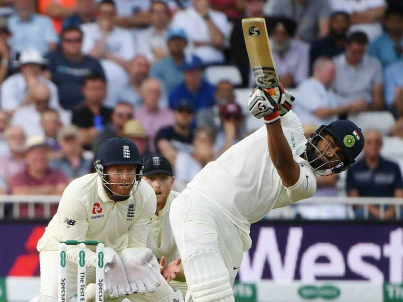 Rishabh Pant announces his arrival with maiden Test hundred