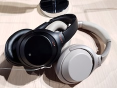 Sony WH-1000XM3 Noise Cancelling Headphones First Look