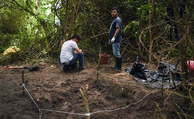 '400-500 Bodies Likely' In New Mass Grave Found In Mexico