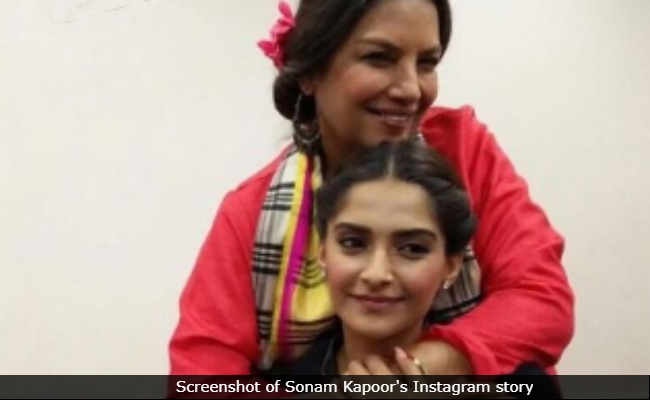 On Shabana Azmi's Birthday, Sonam Kapoor And Others Wish The Actress On Social Media