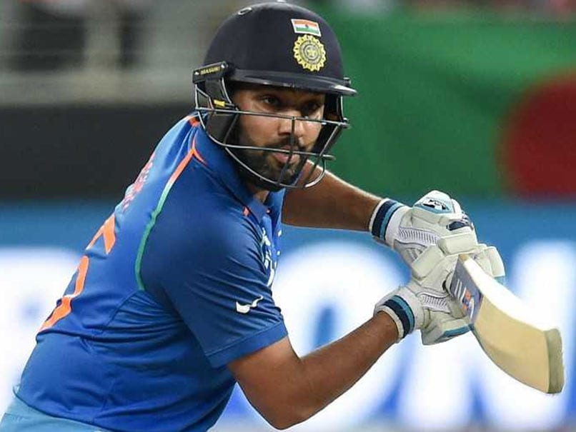 Asia Cup 2018: Rohit Sharma