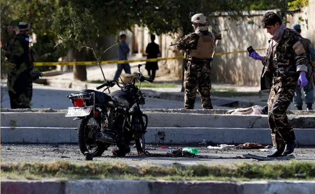 Five Killed In Suicide Attack On Afghan Protesters: Official