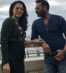 Kajol Responds To Ajay's Twitter Prank With A 'No Entry At Home' Diktat
