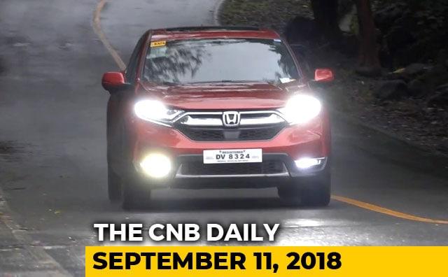Video : Honda CR-V, Lamborghini Urus, Nissan Kicks, August Auto Sales