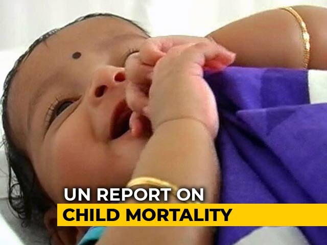 Video : Infant Deaths In India Lowest In 5 Years, Still Highest In The World: UN