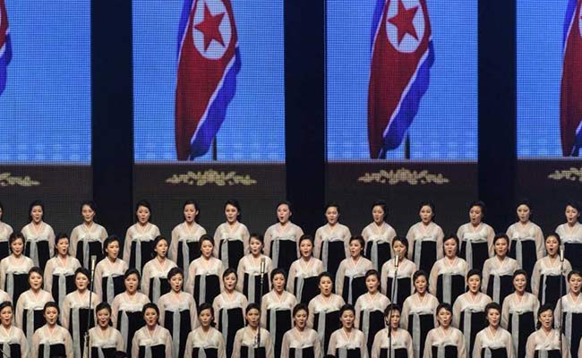 North Korea To Mark Birthday With 'Mass Games', Synchronised Gymnastics
