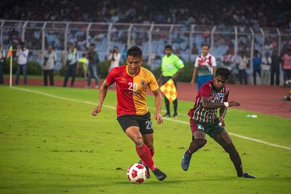 East Bengal Lost The Big Match, Mohun Bagan Almost Won Kolkata League
