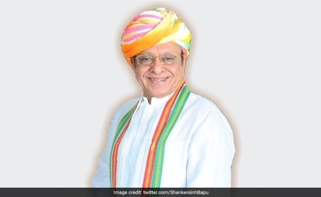 2019 Elections: Shankersinh Vaghela Wants To Coordinate 'Anti-BJP' Front