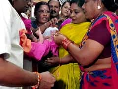On PM Modi's Birthday, Tamil Nadu BJP Gifts Gold Rings To Newborns