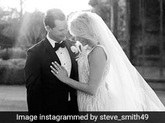 Steve Smith Ties The Knot With Long-Time Girlfriend Dani Willis