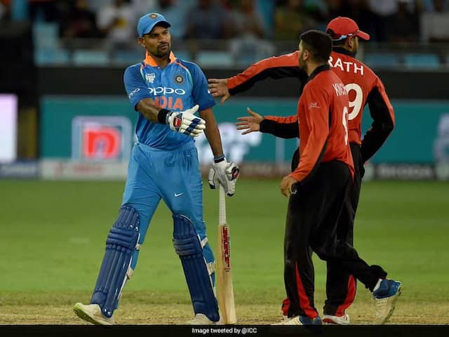 Asia Cup 2018: Team Indias Heart-Warming Gesture For Valiant Hong Kong