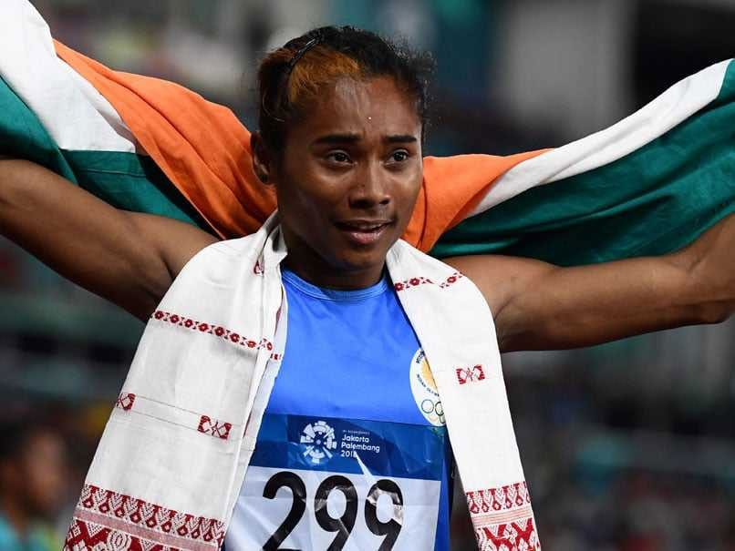Athlete Hima Das Named State Ambassador Of Assam