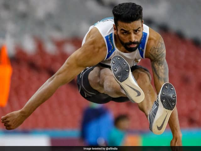 Arpinder Singh Creates History by Becoming First Indian to Win Medal in IAAF Continental Cup, Neeraj Finishes Sixth
