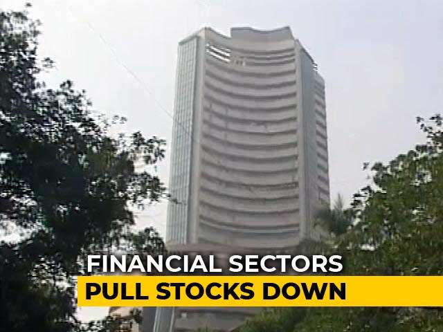Video : Sensex, Nifty Fall For 5th Day In A Row Despite Arun Jaitley Assurances