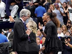 WTA Chief Backs Serena Williams As Row Grows Over US Open